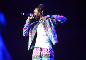 2 Chainz Performed 'Rule The World' The Way It Was Meant To Be With Amerie On 'Ellen'