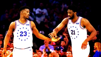 Jimmy Butler And Joel Embiid Are Building Trust This Postseason