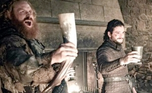 'Game Of Thrones' Accidentally Left A Starbucks Cup In The Latest Episode, And People Are Going Nuts