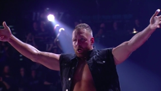 The Former Dean Ambrose Made A Surprise Appearance At End Of AEW's Double Or Nothing