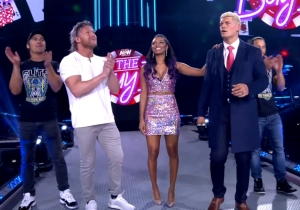 AEW's Double Or Nothing Pay-Per-View May Set A Buy-Rate Record