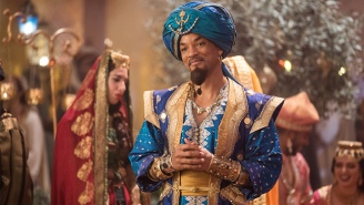 'Aladdin' Invades 'Independence Day' To Become The Highest Grossing Film Of Will Smith's Career