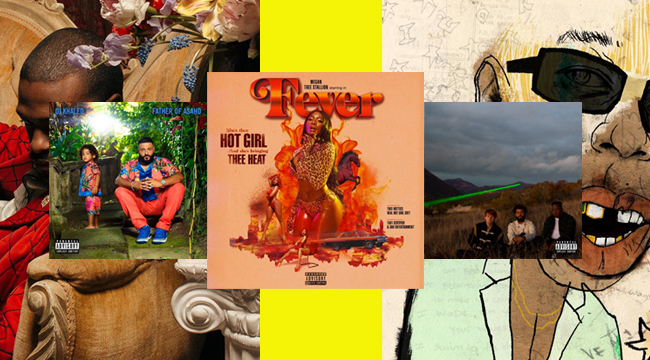The Best New Hip-Hop Albums This Week: DJ Khaled, Tyler The Creator