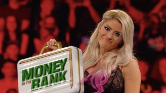 Alexa Bliss Has Been Pulled From Money In The Bank