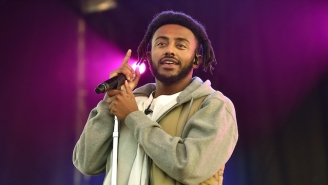Aminé Reflects On His Newfound Success In The Contemplative 'Places + Faces Freestyle' Video
