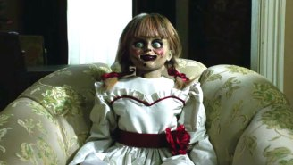 Annabelle Awakens Her Evil Friends In The New 'Annabelle Comes Home' Trailer