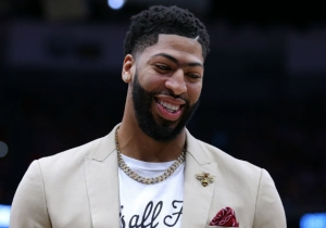 Anthony Davis Reportedly Still Wants To Be Traded Despite The Pelicans Winning The Draft Lottery
