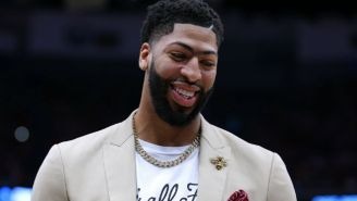Anthony Davis Wanted To 'Take Control' Of His Career With His Move To The Lakers