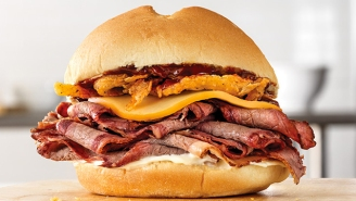 Arby's Wants People To Know They'll Never Sell Plant-Based Meats