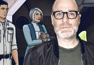 H. Jon Benjamin On Taking Archer To Space, And Catching Hell For Picking Roast Beef Over Burgers