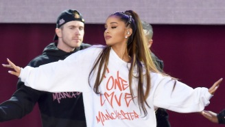 Ariana Grande Marked The Anniversary Of The Manchester Bombing With A Subtle Tribute To The City