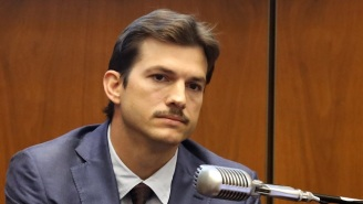 Ashton Kutcher Testified That He Was 'Freaking Out' After A Woman He Was Dating Was Murdered By A Serial Killer
