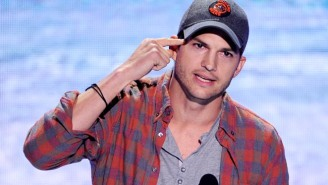 Ashton Kutcher Was 'Accidentally' Plagiarized By A High School Principal In A Graduation Speech