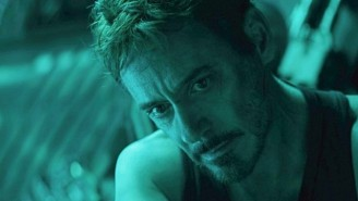 Robert Downey Jr. Posted A Bittersweet Video From His Last Day On The 'Avengers: Endgame' Set