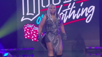Awesome Kong Thought Fans Wouldn't Remember Her At AEW Double Or Nothing