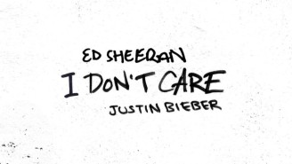 Justin Bieber Ends His Hiatus With 'I Don't Care,' A Joint Single With Ed Sheeran