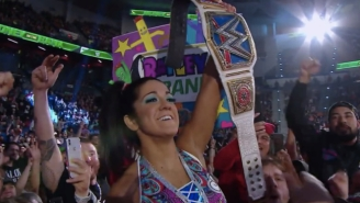 Bayley Feels Like She's Right Where She Needs To Be After Money In The Bank
