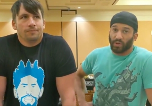 Wrestlers Answer Questions About Double Or Nothing At Starrcast 2019