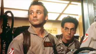 Bill Murray Says That He's Down For Appearing In Jason Reitman's 'Ghostbusters' Movie