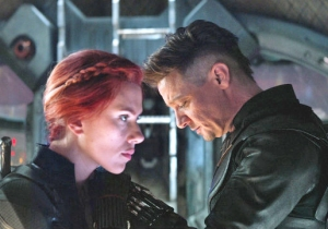 Black Widow Almost Had A Very Different, And Sadder, 'Avengers: Endgame' Storyline