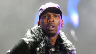 Blocboy JB Was Arrested For Gun Possession After A Police Raid At His Home