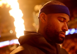 The Knicks May Reportedly Make A Large One-Year Offer To DeMarcus Cousins