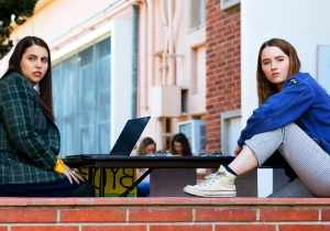 Olivia Wilde's Directorial Debut, 'Booksmart,' Aches To Be Something Its Not