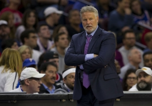 Sixers Coach Brett Brown Reportedly Needs A Trip To The NBA Finals To Save His Job