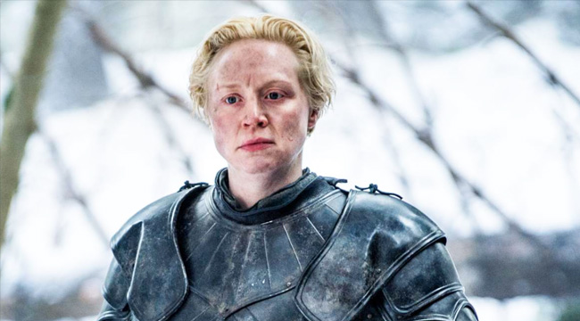Gwendoline Christie Felt Compelled To Honor Brienne Of Tarth While Nominating Herself For An Emmy