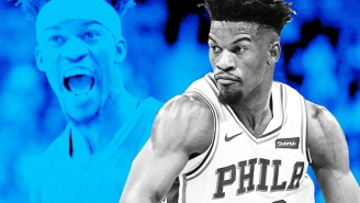 Jimmy Butler Might Not Be Enough To Beat The Raptors, But He's What The Sixers Need