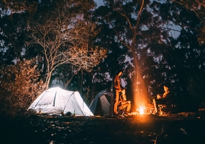 Cannabis Strains Paired With Campsites For Your Next Spring Adventure