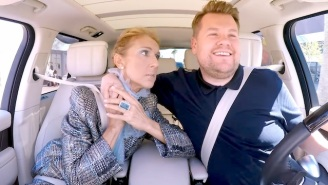 Celine Dion Had A 'Titanic' Moment And Was A Hilarious Delight On 'Carpool Karaoke'