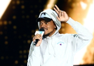 Chance The Rapper Tied His Album Release Date To The Return Of Wendy's Spicy Nuggets