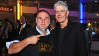 Chefs José Andrés and Eric Ripert Are Declaring June 25th #BourdainDay