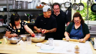 Chef Roy Choi And Jon Favreau Are Teaming Up For A New Food Show