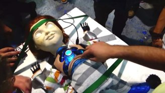 Chucky Comes To Life In A Creepy Behind-The-Scenes 'Child's Play' Video