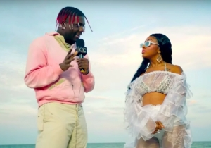 City Girls' Rambunctious 'Act Up' Video Finds Lil Yachty Giving Out Rhyme Lessons And Fans Twerking In The Street