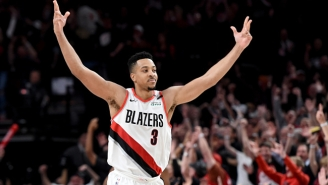 The Blazers Won An Electrifying Game 7 To Earn Their First Trip To The Conference Finals Since 2000