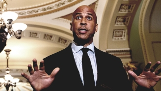 Cory Booker Just Released A Comprehensive Gun Control Plan — Here Are The Details