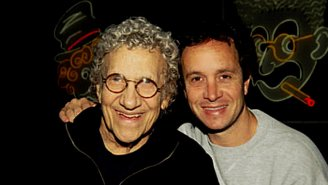 Pauly Shore Wrote A Moving Tribute To His Late Father, Sammy Shore, On Twitter