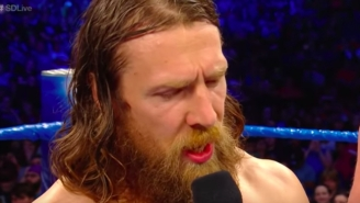 Daniel Bryan Says He Wants To Wrestle Until He's 70