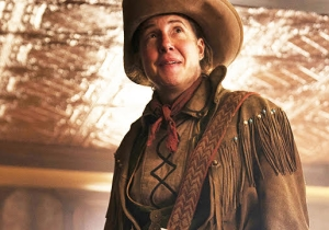 A Chat With 'Deadwood' Actress Robin Weigert About Her Momentous Goodbye To Calamity Jane