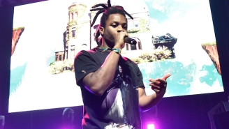 Denzel Curry Explodes With Apocalyptic Prophecy On Flying Lotus' Ominous 'Black Balloons Reprise'