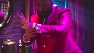 Post Malone And Travis Scott Live Out Their Action Movie Fantasies In DJ Khaled's 'Celebrate' Video