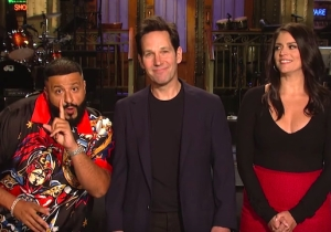 DJ Khaled's 'SNL' Appearance Will Feature A Murderers' Row Of Big-Name Guest Stars
