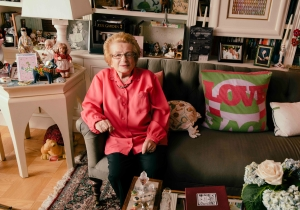 'Ask Dr. Ruth' Charts The Remarkable Life Of A Female Icon Dedicated To Fighting A Worthy Fight
