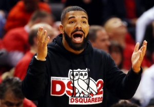 The Warriors Took Their First Shot At Drake By Playing Pusha T's 'The Story Of Adidon' Before Game 3