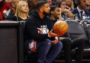 An Executive For The Agency That Reps Giannis Thought Drake Was 'Disrespectful' During Game 4