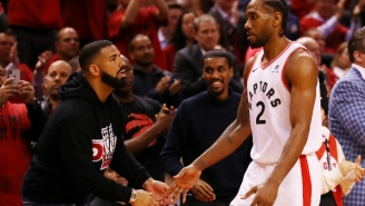 Mike Budenholzer Believes There's 'No Place For Fans' Like Drake To Step Onto The Court