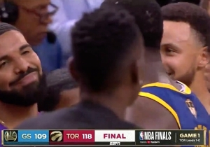 Steph Curry FaceTimed Drake To Congratulate Him After The Raptors Won The NBA Title